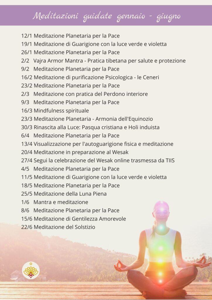 meditazioni guidate gratuite udine 2021 1-2