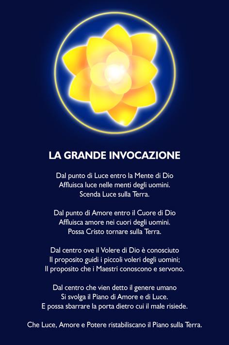 grade invocazione italiano